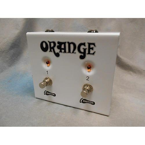 Orange Amplifiers 2 BUTTON Pedal