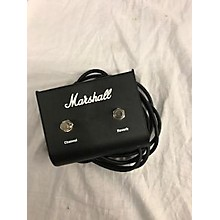 Marshall 2 Button Footswitch Footswitch