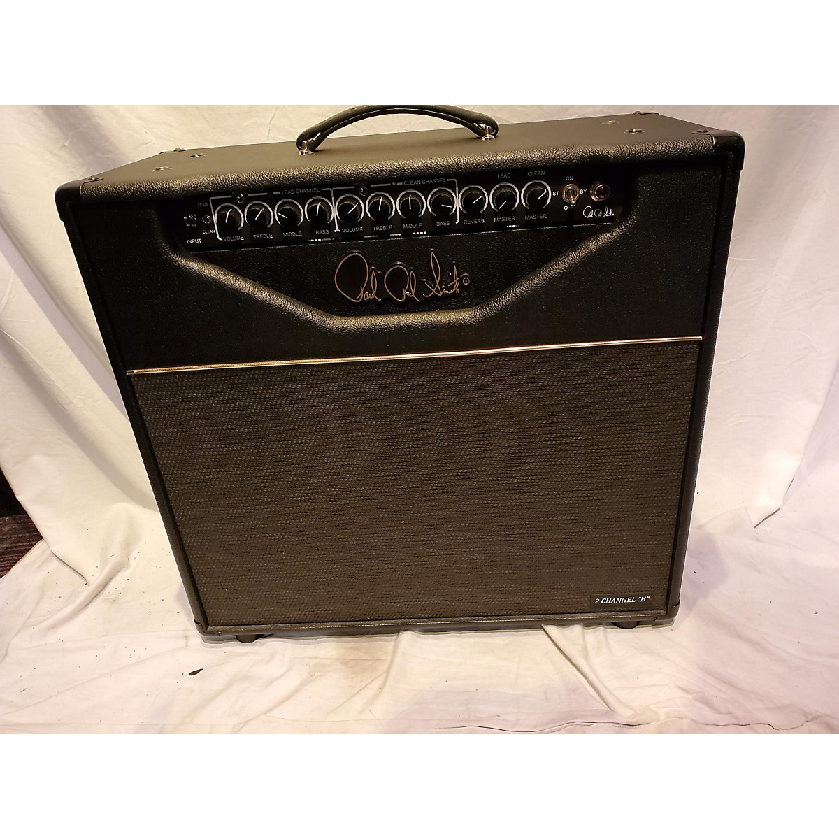PRS 2 Channel H Tube Guitar Combo Amp