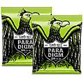 Ernie Ball 2 Pack- Paradigm Regular Slinky Electric Guitar Strings Bundle thumbnail