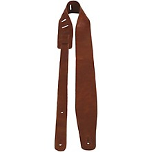 "Perri's 2"" Soft Italian Leather Guitar Strap"