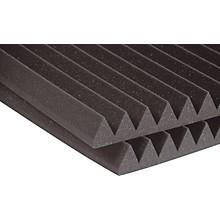 "Auralex 2"" Studiofoam Wedge 2'x2'x2"" panels (12 pack) Level 1 Charcoal 2"""