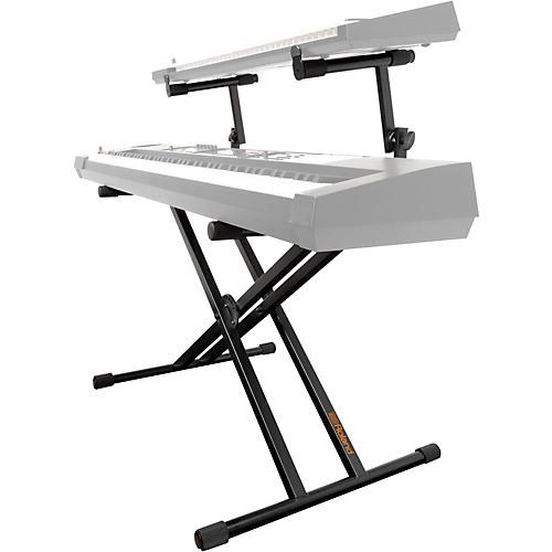 Roland 2 Tier Double X-Braced Keyboard Stand