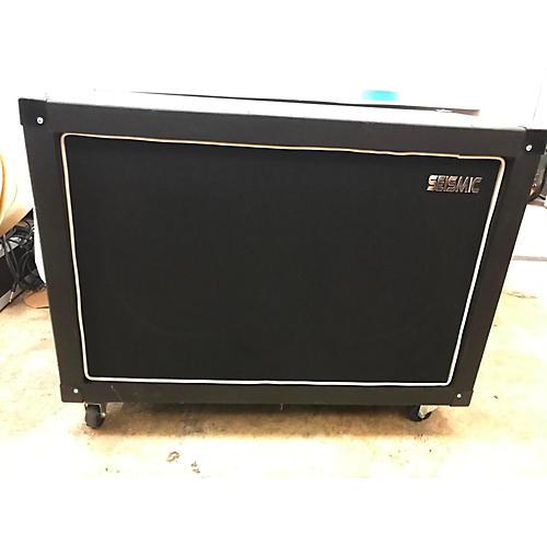 Seismic Audio 2 X 12 Guitar Cabinet