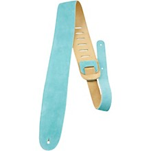 "Perri's 2.5"" Soft Suede with Premium Backing - Adjustable 44.5""-53"" Guitar Strap"