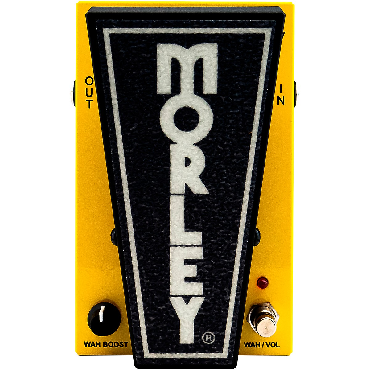 Morley 20/20 Power Wah Volume Effects Pedal