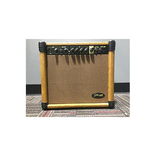Stagg 20 AA R Acoustic Guitar Combo Amp