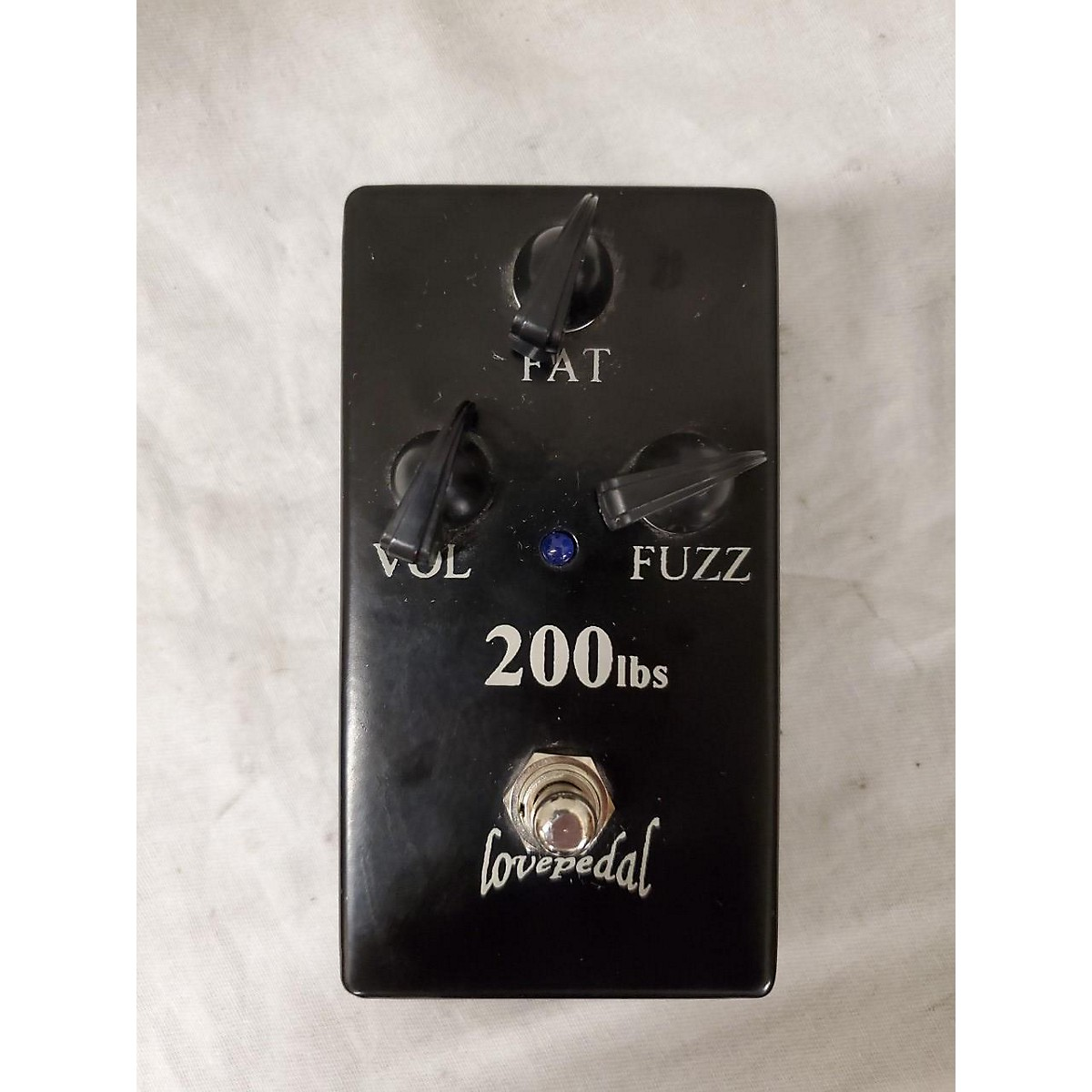 Lovepedal 200 LBS Effect Pedal