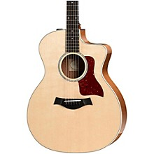 Taylor 200 Series 214ce-FS Deluxe Grand Auditorium Acoustic-Electric Guitar