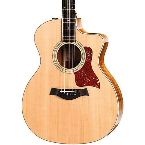 Taylor 200 Series 214ce Koa Deluxe Grand Auditorium Acoustic
