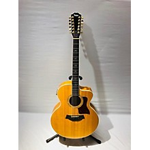 Taylor 2000 655CE 12 String Acoustic Electric Guitar