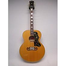 Gibson 2000 SJ200n Acoustic Guitar