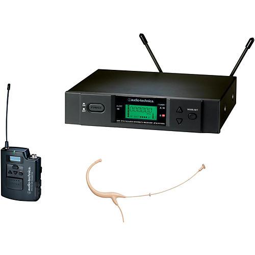 Audio-Technica 2000 Series Wireless Headworn Microphone System / D Band