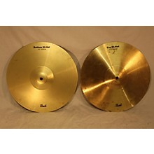 Pearl 2000s 14in Starter Hi Hats Cymbal