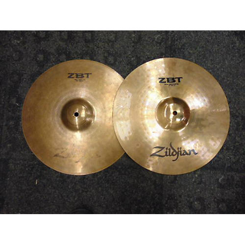 Zildjian 2000s 14in ZBT Rock Hi Hat Pair Cymbal