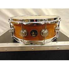 DW 2000s 5.5X14 Collector's Craviotto 1 Ply Cherry Wood Drum
