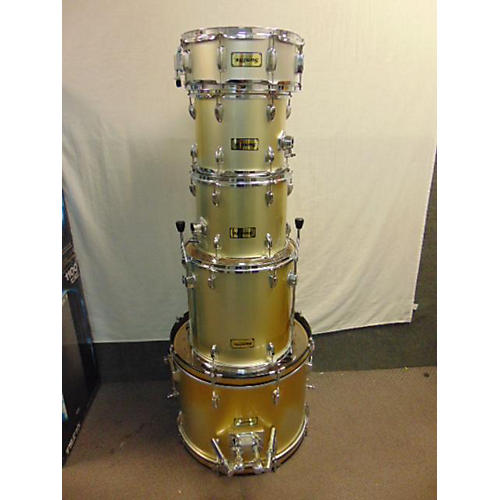 used sunlite 2000s 5pc shell pack drum kit champagne guitar center. Black Bedroom Furniture Sets. Home Design Ideas