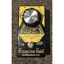 Earthquaker Devices 2000s ACAPULCO GOLD Effect Pedal