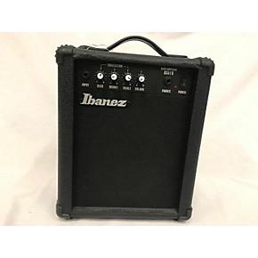 used ibanez 2000s bsa10 bass combo amp guitar center. Black Bedroom Furniture Sets. Home Design Ideas
