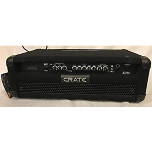 Pre-owned Crate 2000s BT220H Solid State Guitar Amp Head by Crate