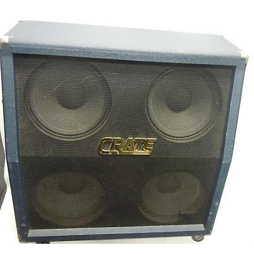 Crate 2000s Bv412sv Blue Voodoo Bass Cabinet