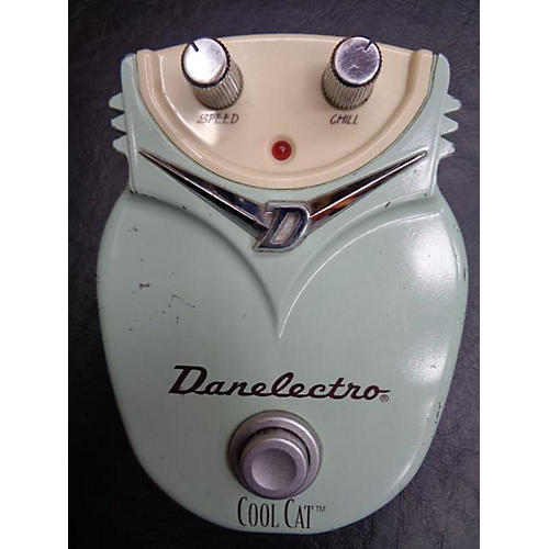Danelectro 2000s Cool Cat CC1 Chorus Effect Pedal