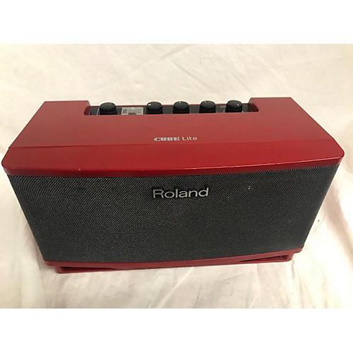 Roland 2000s Cube LT 10W 3X75 Guitar Combo Amp