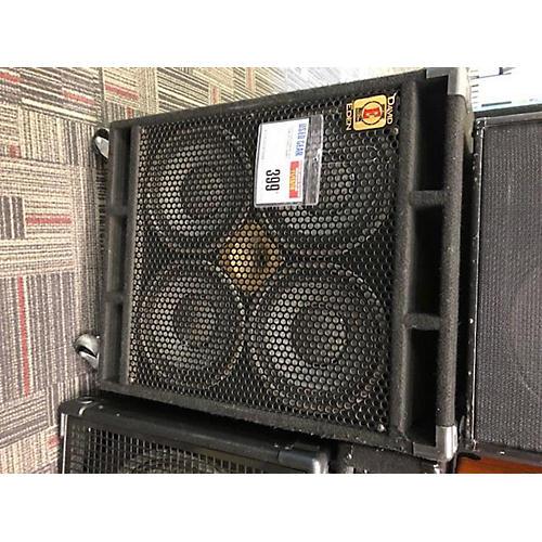 Eden 2000s D410XLT 700W 4x10 Bass Cabinet