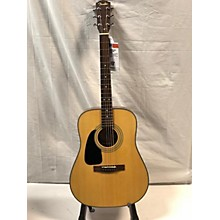 Fender 2000s DG10 Left Handed Acoustic Guitar