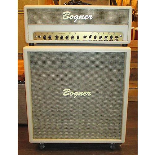 Bogner 2000s Ecstasy 20th Anniversary Head/ 4x12 Cab Tube Guitar Combo Amp