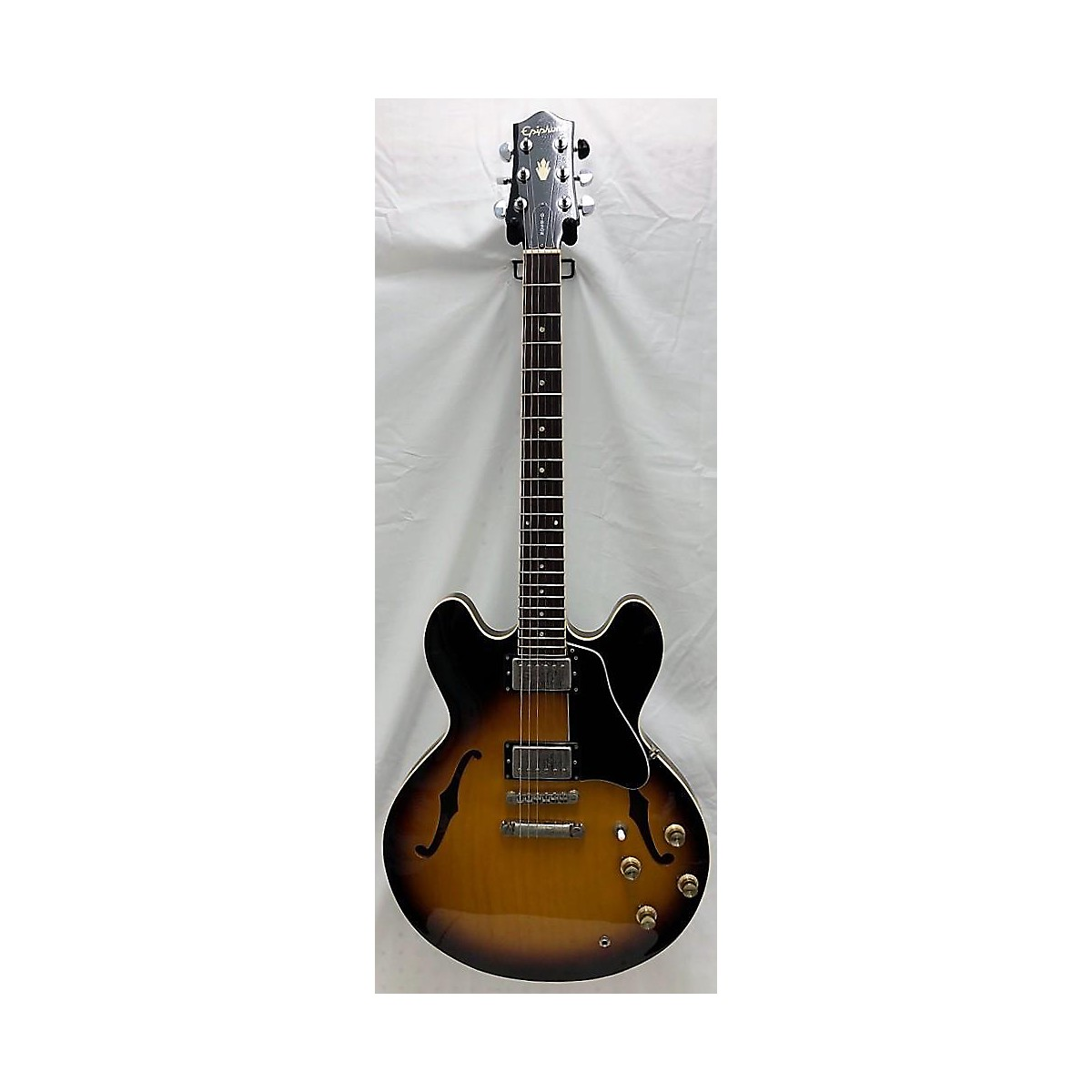 Epiphone 2000s Elite 1962 ES-335DOT Hollow Body Electric Guitar