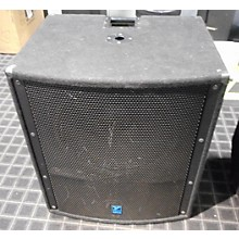 Yorkville 2000s Elite LS808 Unpowered Subwoofer
