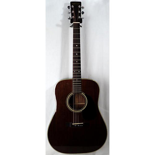 Takamine 2000s F349 Acoustic Guitar