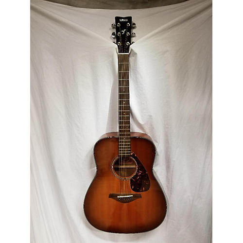 Yamaha 2000s FG700S Acoustic Guitar