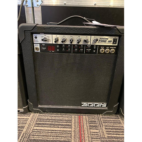 Zoom 2000s FIRE-18 Guitar Combo Amp