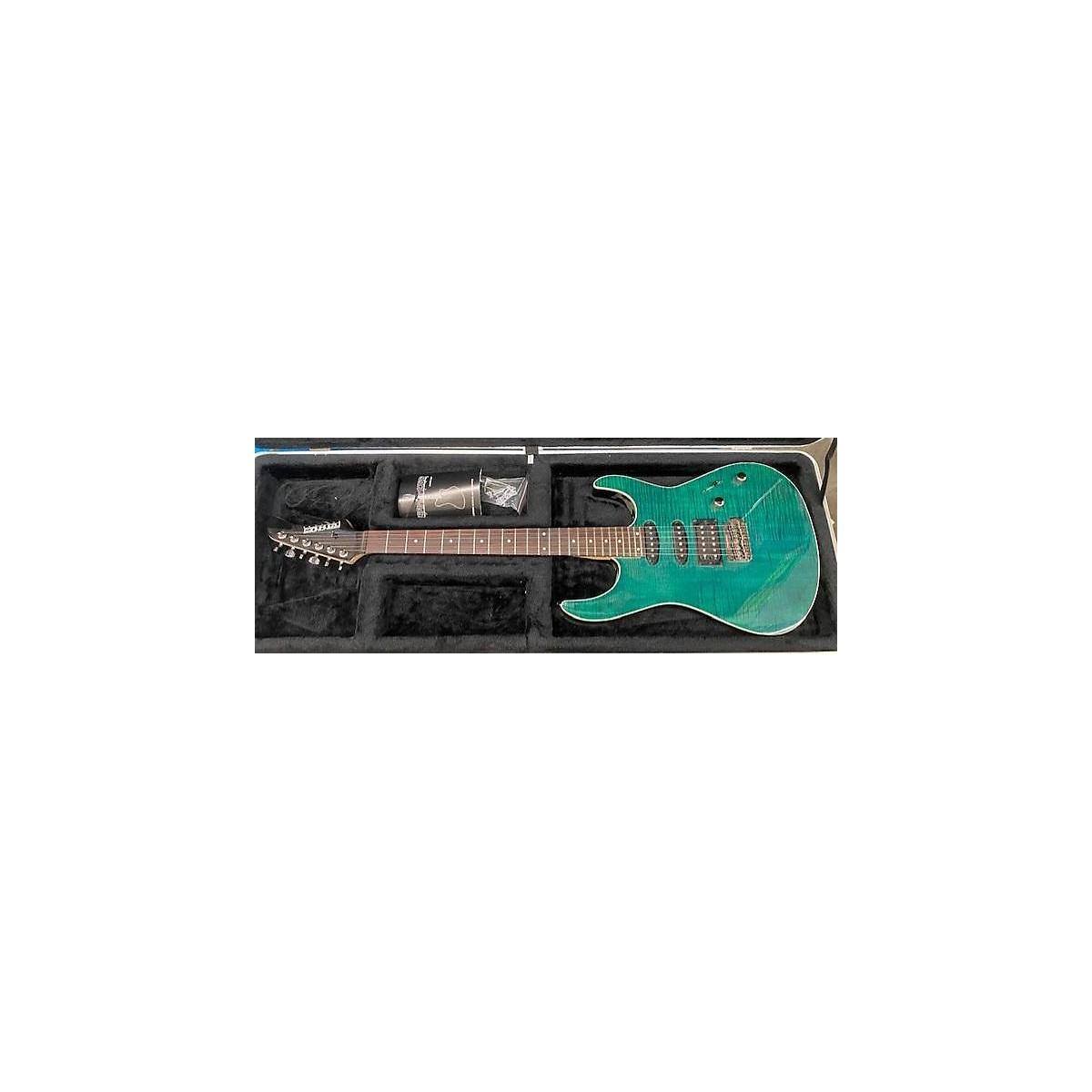Fernandes 2000s Fr-40 Solid Body Electric Guitar
