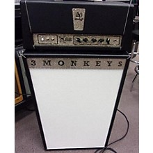 3 Monkeys Amps 2000s Grease Monkey 30W HEAD AND CAB Tube Guitar Amp Head