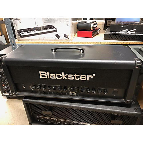 Blackstar 2000s ID:100H 100W Programmable Solid State Guitar Amp Head