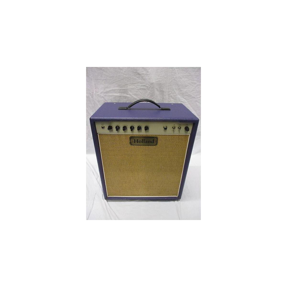 Holland 2000s Little Jimi Mini Tube Guitar Combo Amp