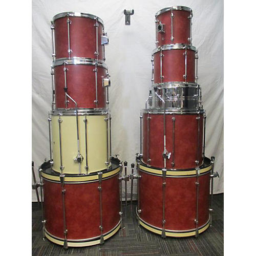 Mapex 2000s Mars Drum Kit