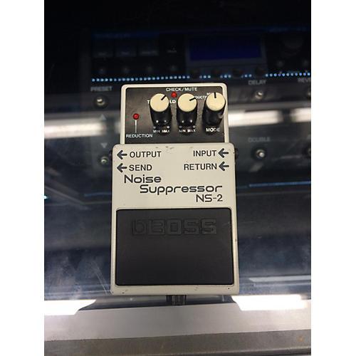 Boss 2000s NS2 Noise Suppressor Effect Pedal