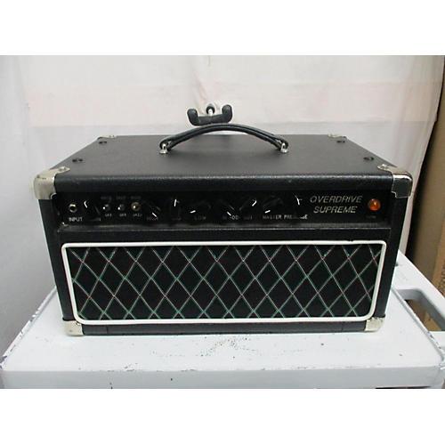 Fuchs 2000s Overdrive Supreme 50 Watt Tube Guitar Amp Head