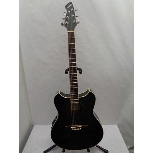Wechter Guitars 2000s Pathmaker DTEBK Acoustic Electric Guitar