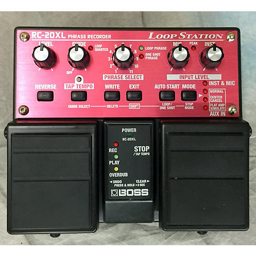 Boss 2000s RC-20XL Pedal