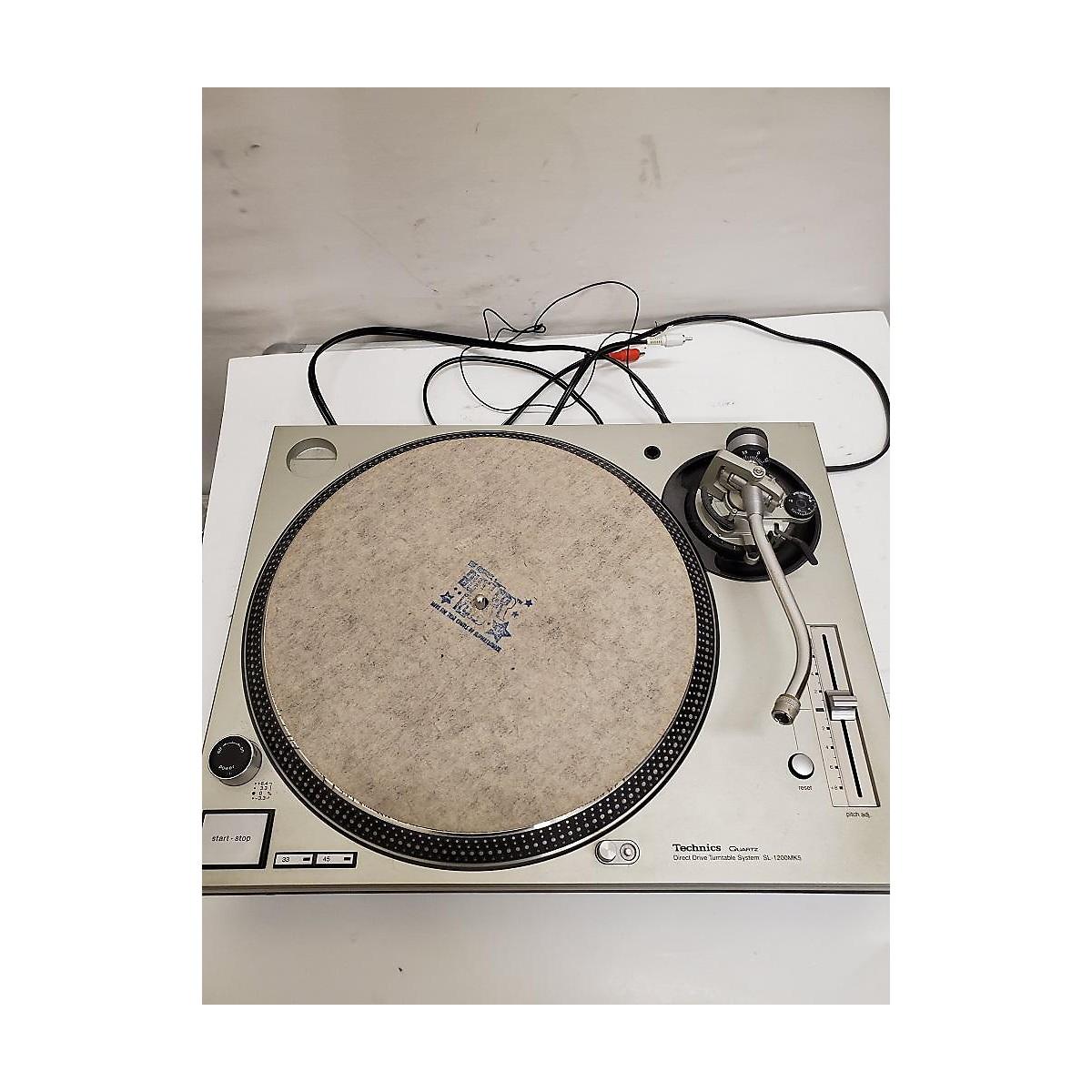 Technics 2000s SL1200MK5 Turntable