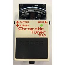 Boss 2000s TU-3 Tuner Pedal