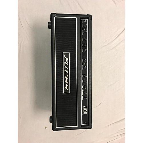 Fuchs 2000s Viper Series Head Black Tube Guitar Amp Head