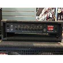 SWR 2000s Workingman's 2004 Bass Amp Head