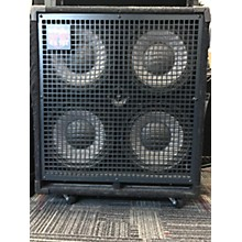 SWR 2000s Workingman's 4x10t Bass Cabinet