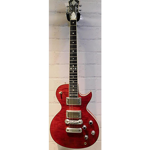 Zemaitis 2000s ZEMSU201 FM Solid Body Electric Guitar